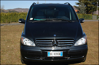 Viano Mercedes Benz