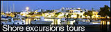Shore excursion tours
