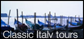Classic Italy tours